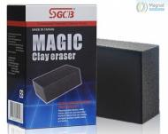 Губка-автоскраб 110*70*42 мм Magic Clay Eraser sgge007 SGCB